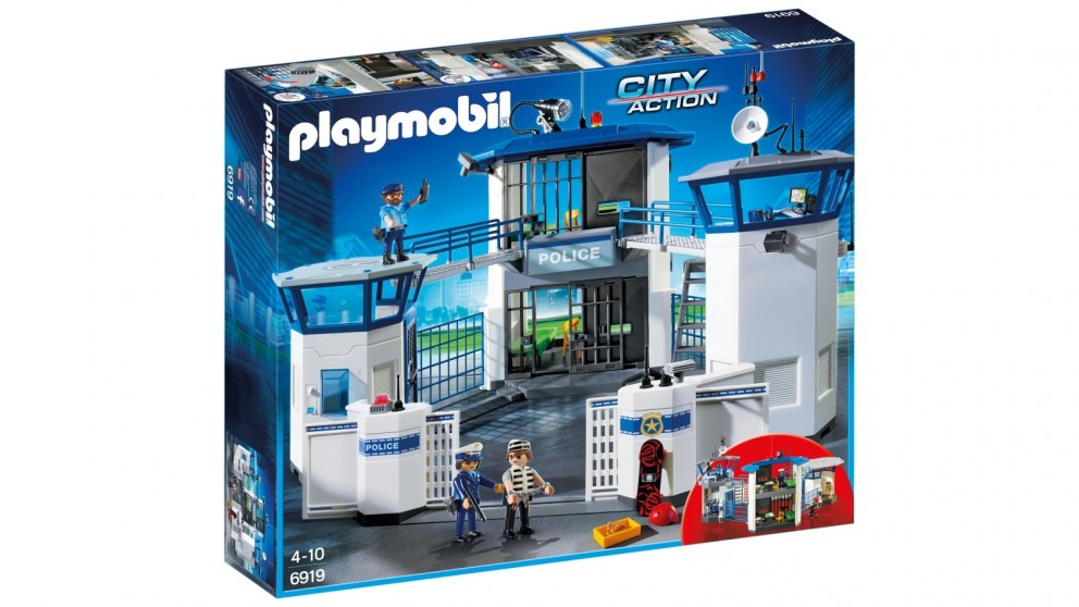 Playmobil Headquarters Prison