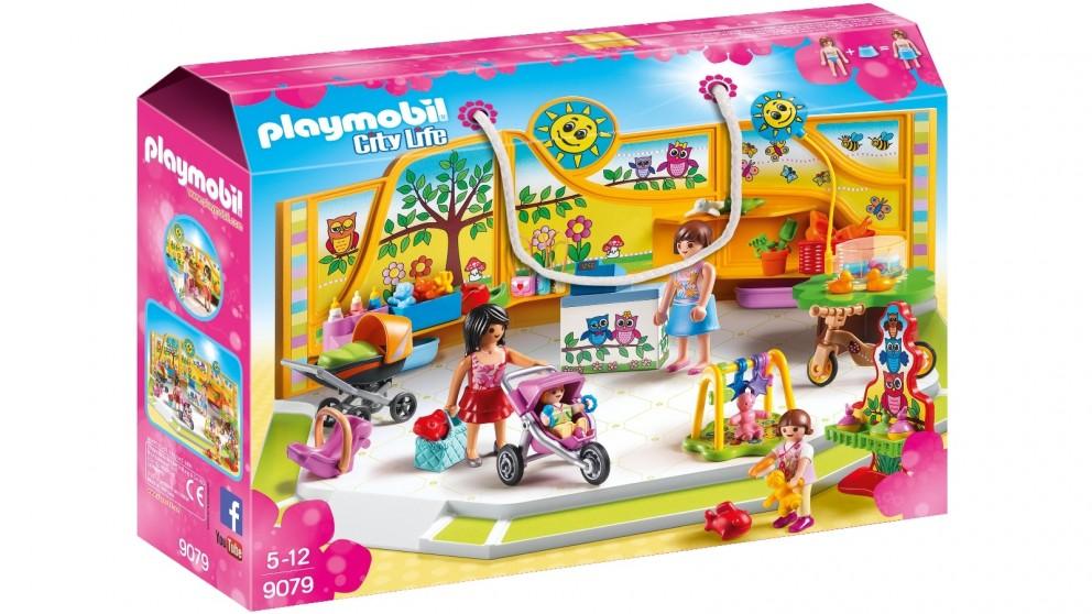 Playmobil Baby Store