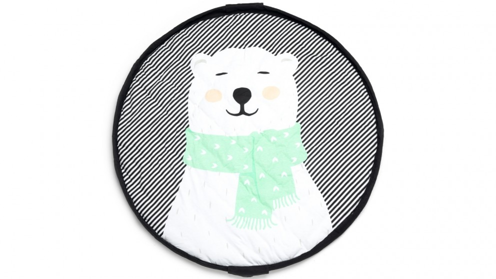 Play & Go Toy Soft Collection - Polar Bear