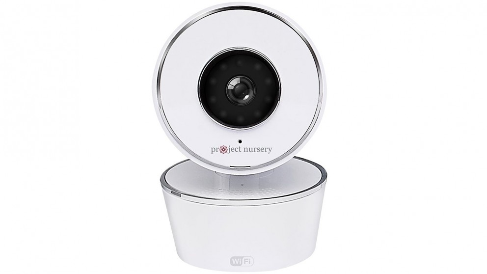 Project Nursery 720P WiFi Pan/Tilt and Zoom Camera
