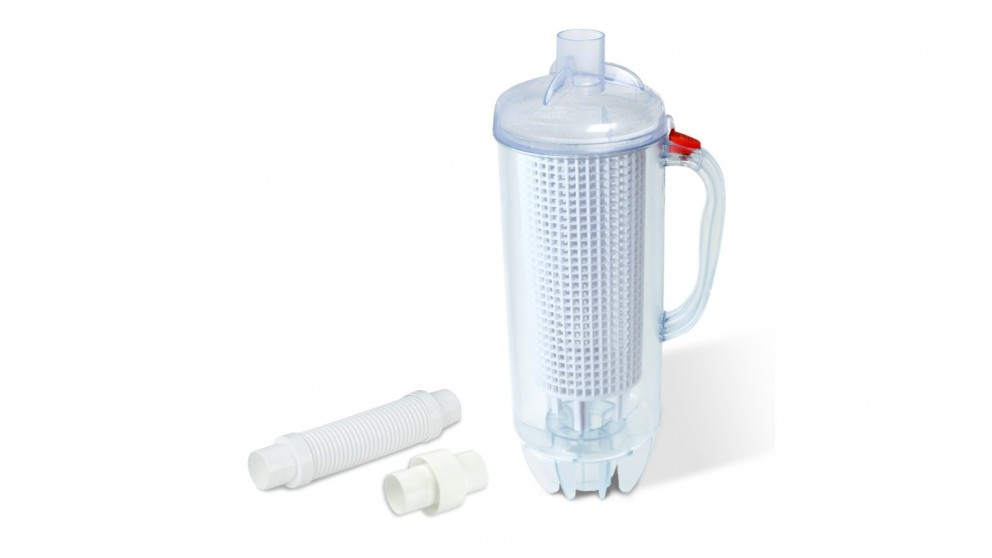 Aquabuddy Leaf Catcher with Basket Swimming Pool Cleaner