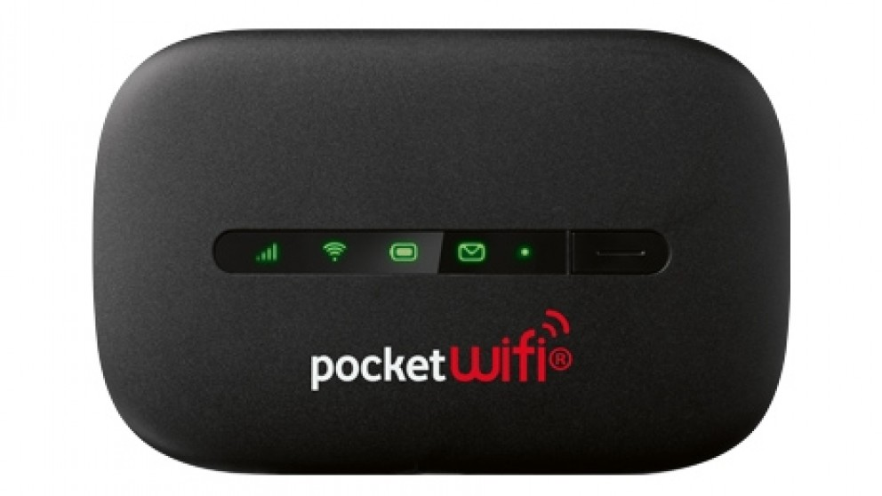 Vodafone 3G Pocket WiFi + 8GB