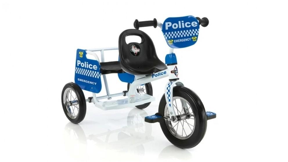 Eurotrike Tandem Trike - Police