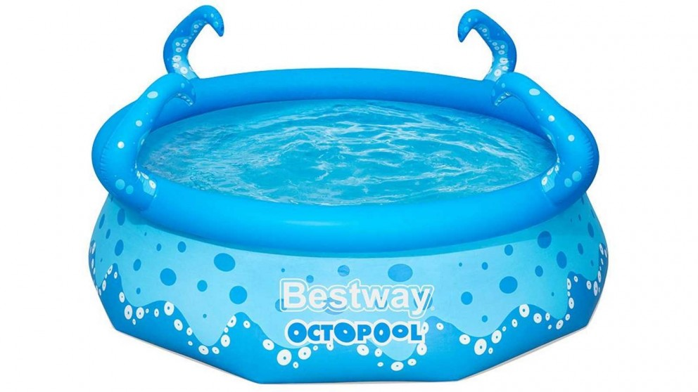 Bestway Inflatable Swimming Pool Family
