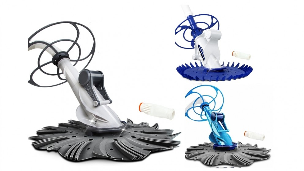 Aquabuddy 10m Suction Swimming Pool Cleaner