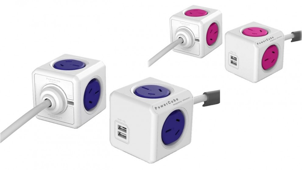 PowerCube Extended 1.5m USB