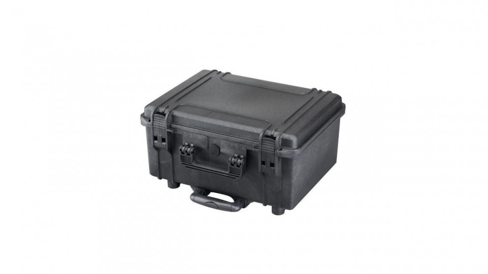 Plastica 465x220mm PPMax Case + Trolley