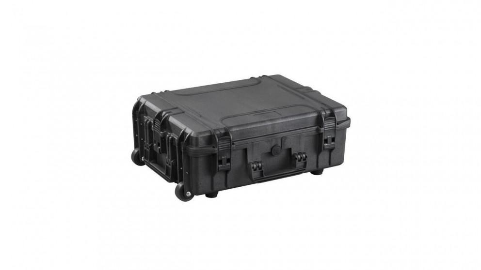 Plastica 538x190mm PPMax Case + Trolley