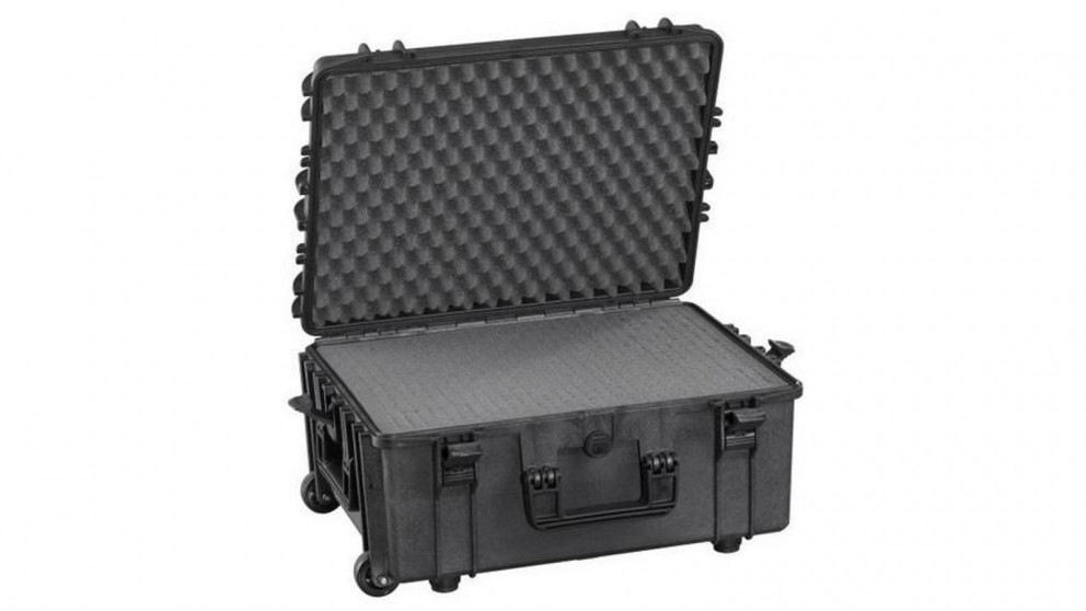Plastica 538x245mm PPMax Case + Trolley