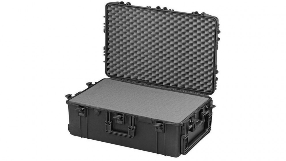 Plastica 750X280mm PPMax Case + Trolley