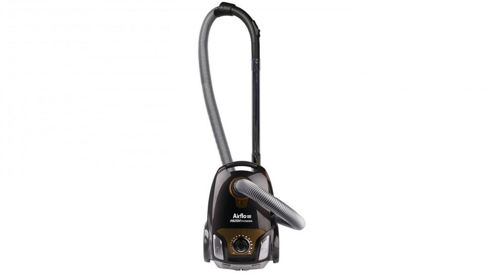 Airflo Hush Power Pet Turbo Vacuum - Black/Gold
