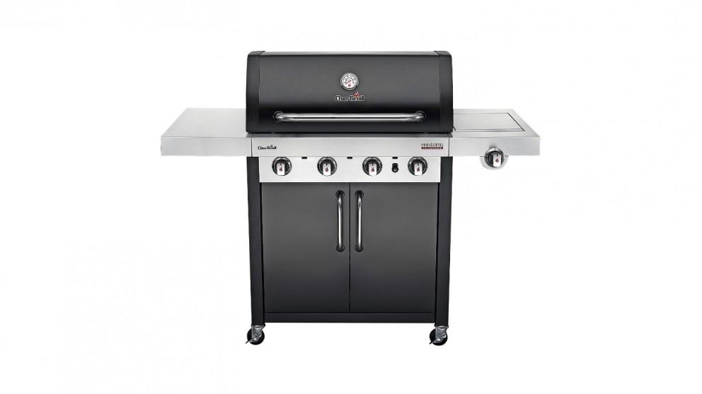 Char-Broil Professional 4-Burner Enamel BBQ