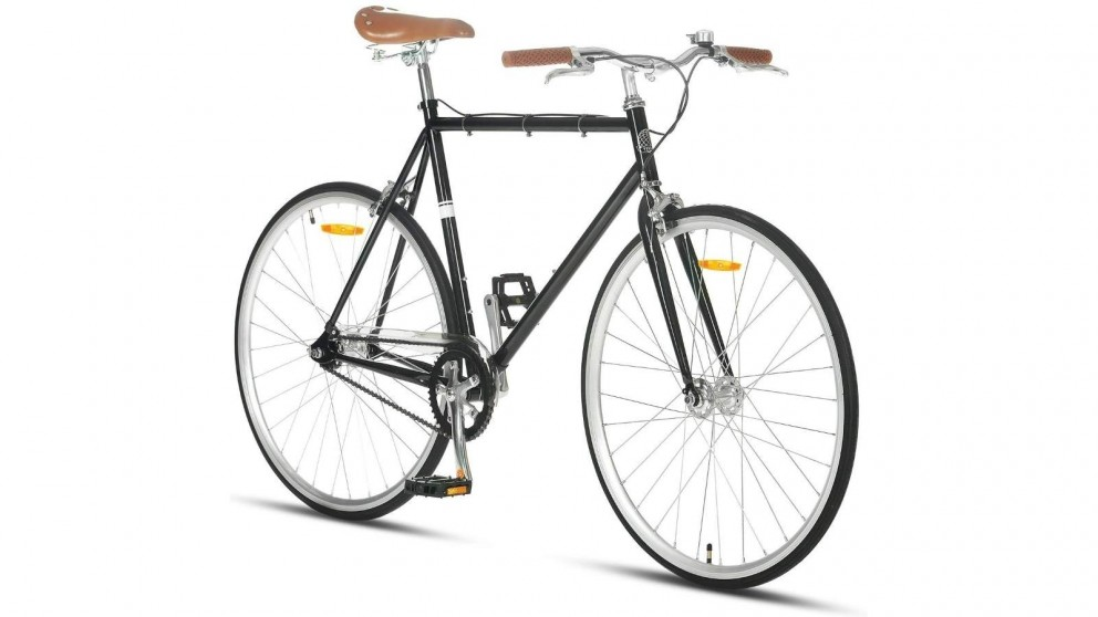 Progear Fixie 700c Pearl Bike - Black