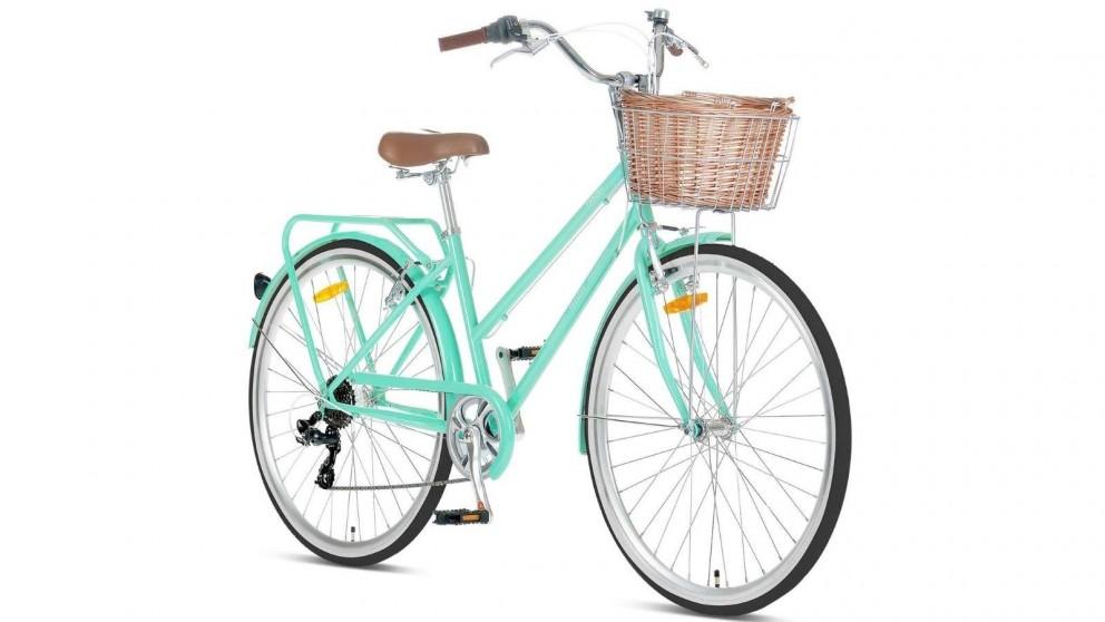 Progear Pomona Retro Ladies 700c Bike - Mint