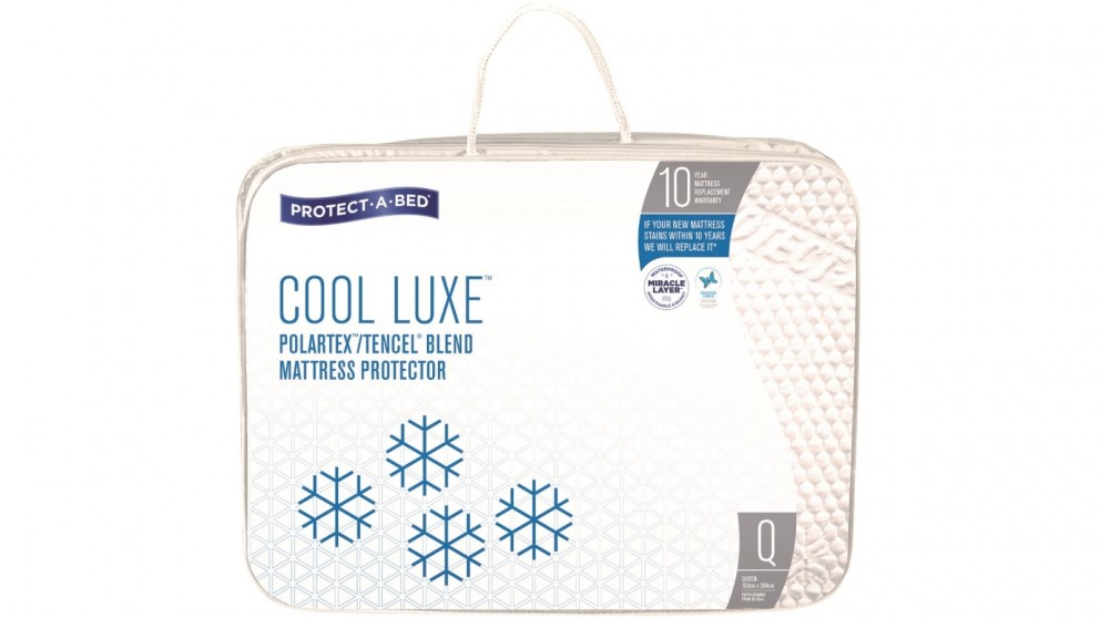 Protect-A-Bed Cool Luxe Waterproof Mattress Protector