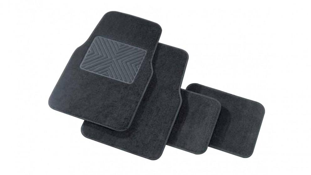 Carfit Protecta Carpet Car Floor Mat 4 Piece Set