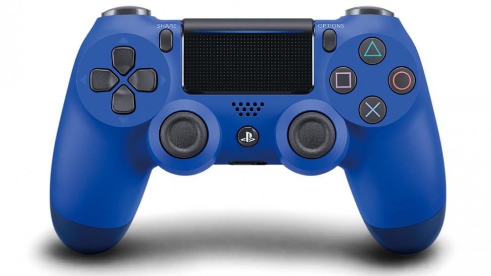 PS4 DualShock 4 Wireless Controller - Blue