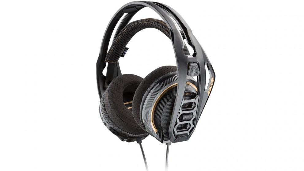 Plantronics Rig 400PC Gaming Headset for PC