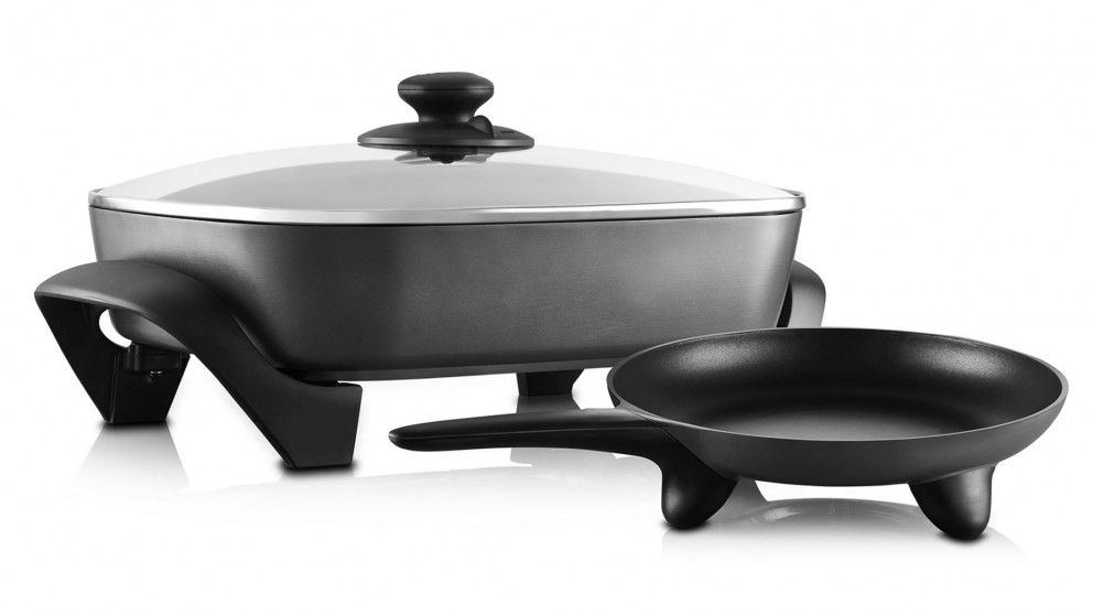 Sunbeam Frypan and Skillet Duo Pack-up
