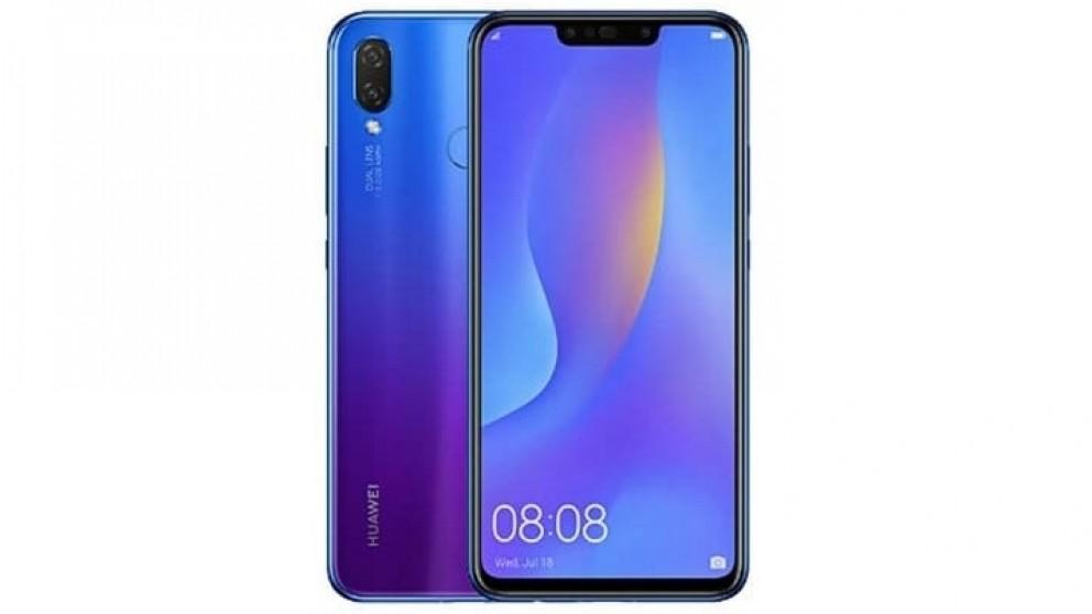 Huawei Nova 3i 128GB Smartphone - Iris Purple