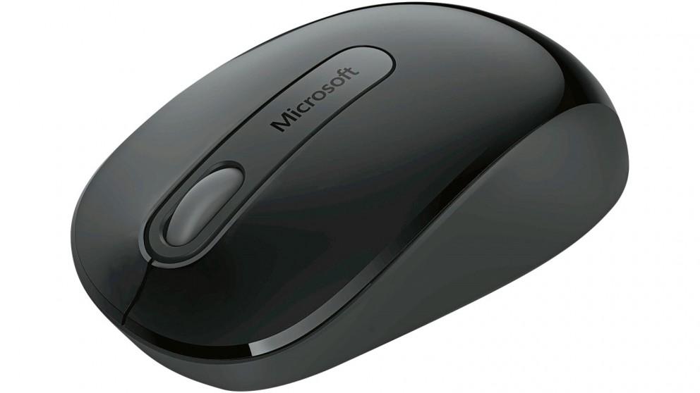 Microsoft 900 Wireless Mouse - Black