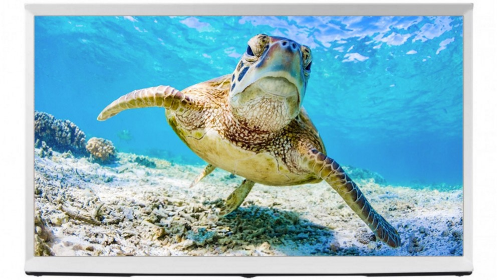 Samsung 55-inch The Serif 2020 4K QLED Smart TV