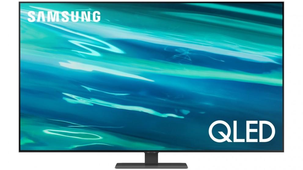 Samsung 55-inch Q80A 4K QLED Smart TV
