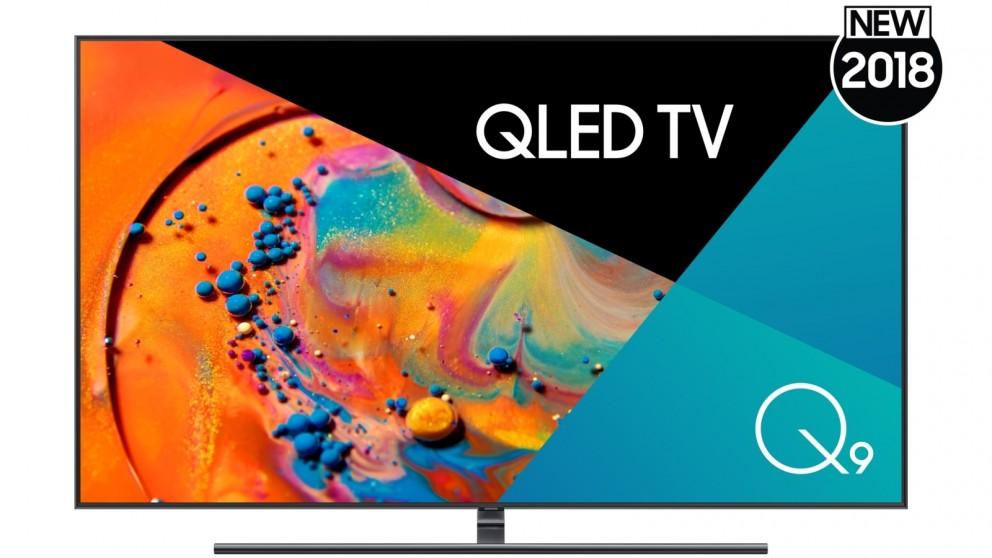 Samsung 65-inch Q9 4K UHD QLED Smart TV