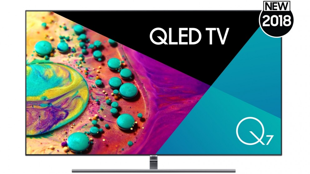 Samsung 75-inch Q7 4K Ultra HD QLED Smart TV