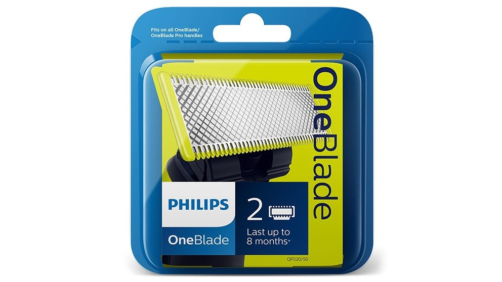 Philips OneBlade Replacement Blade (2 Pack)