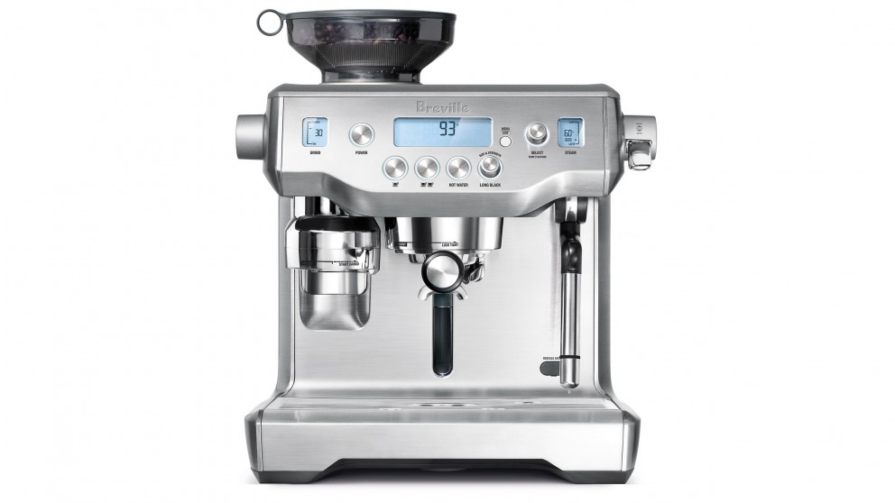 Breville The Oracle Espresso Coffee Machine Coffee