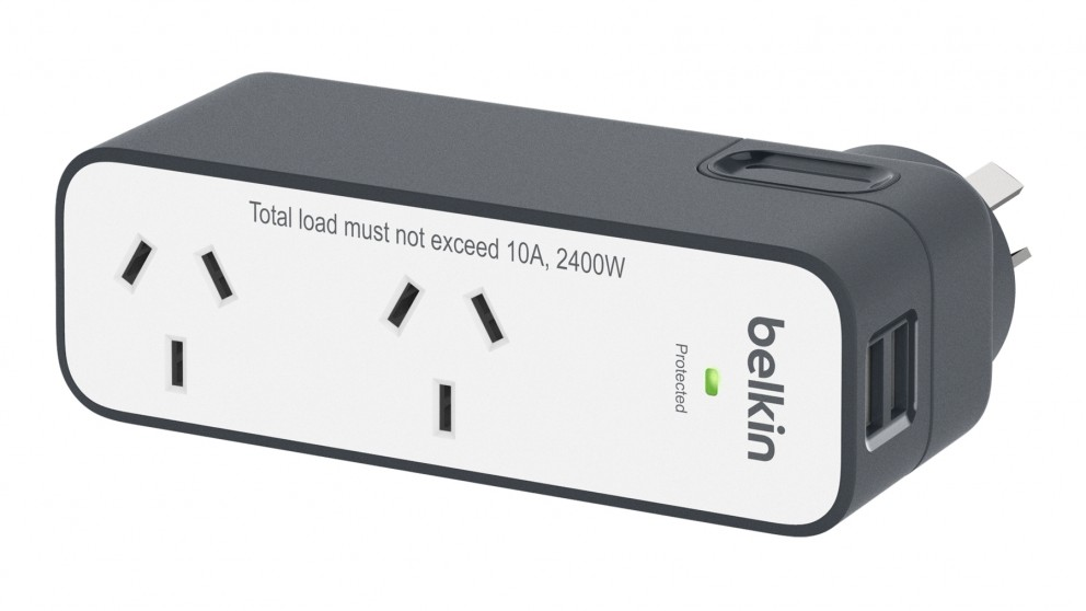 Belkin International Travel Surge Protector