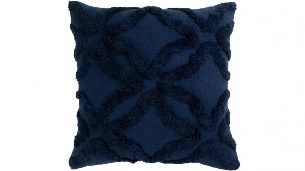 Taledo Navy Cushion