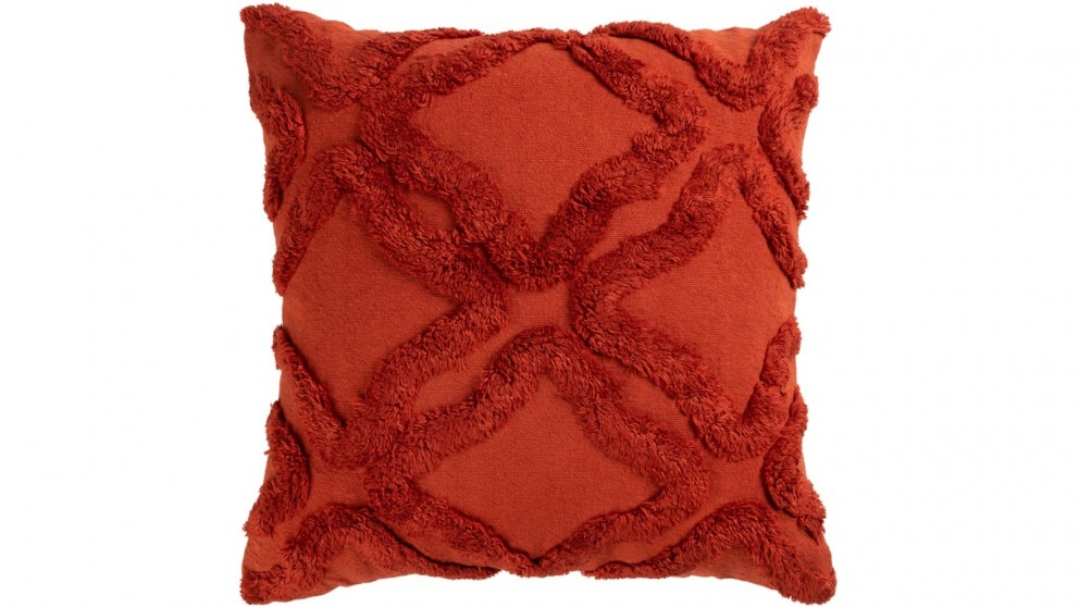 Taledo Paprika Cushion