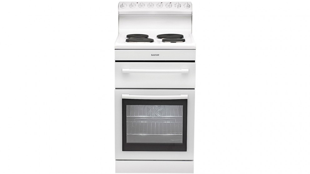 Euromaid 540mm Electric Freestanding Cooker