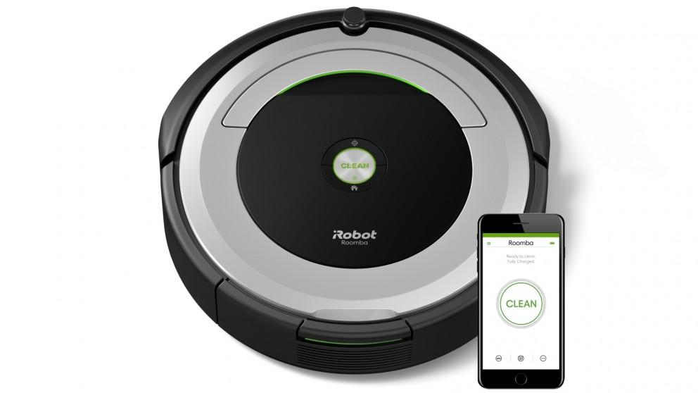 iRobot Roomba 690 Robotic Vacuum Cleaner