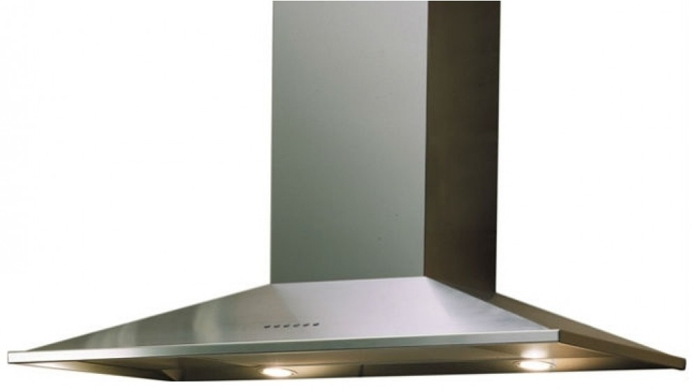 Sirius SEM2 900mm Canopy Rangehood - Stainless Steel