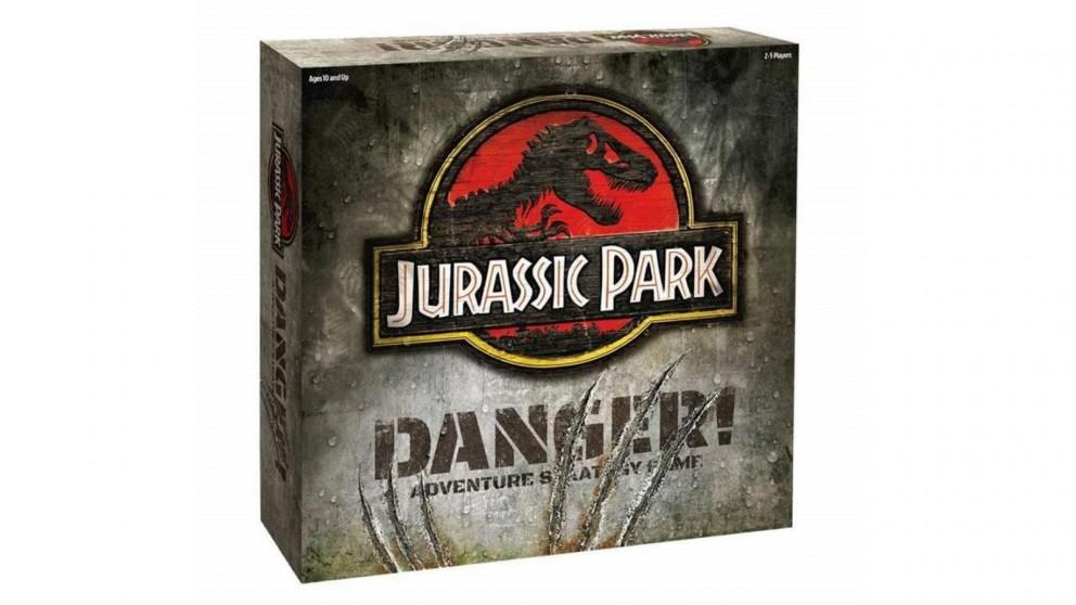 Ravensburger Jurassic Park Danger! Adventure Strategy Game