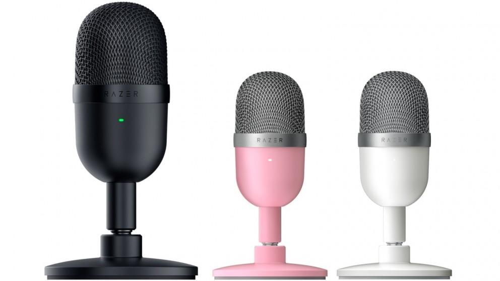 Razer Seiren Mini Ultra-Compact Condenser Microphone