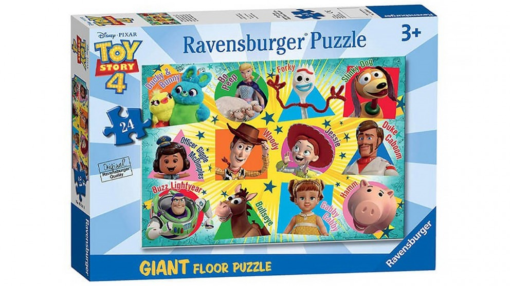 Ravensburger Disney Toy Story 4 Giant 24-Piece Jigsaw Puzzle