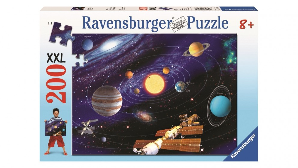 Ravensburger 200 Piece The Solar System Jigsaw Puzzle