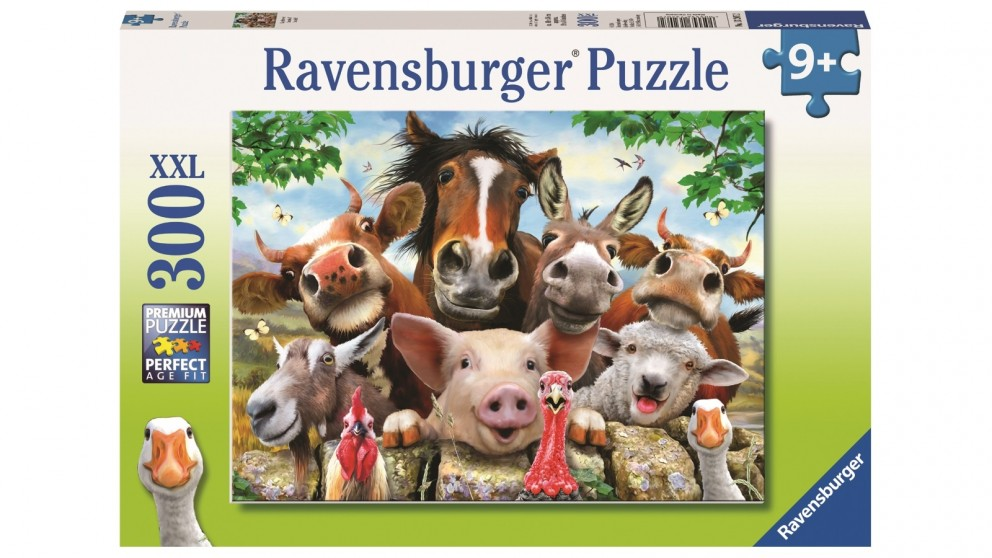 Ravensburger 300 Piece Say Cheese Jigsaw Puzzle
