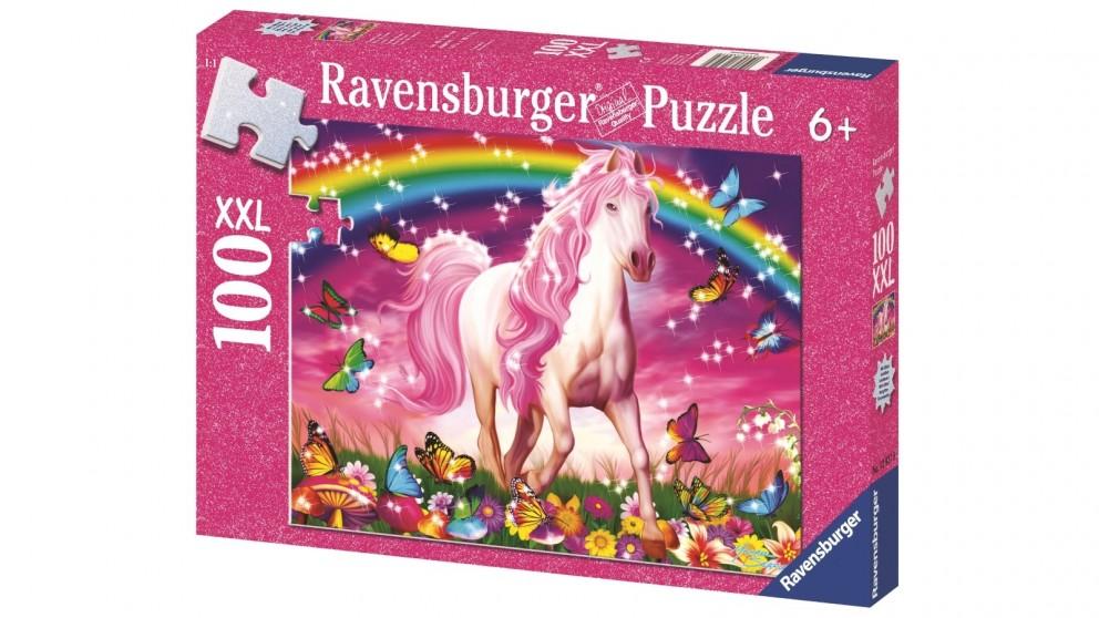 Ravensburger Horse Dream Glitter 100 Piece Jigsaw Puzzle