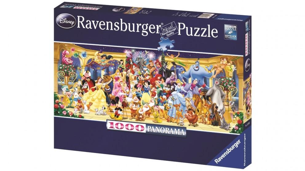 Ravensburger Disney Group Photo 1000 Piece Jigsaw Puzzle