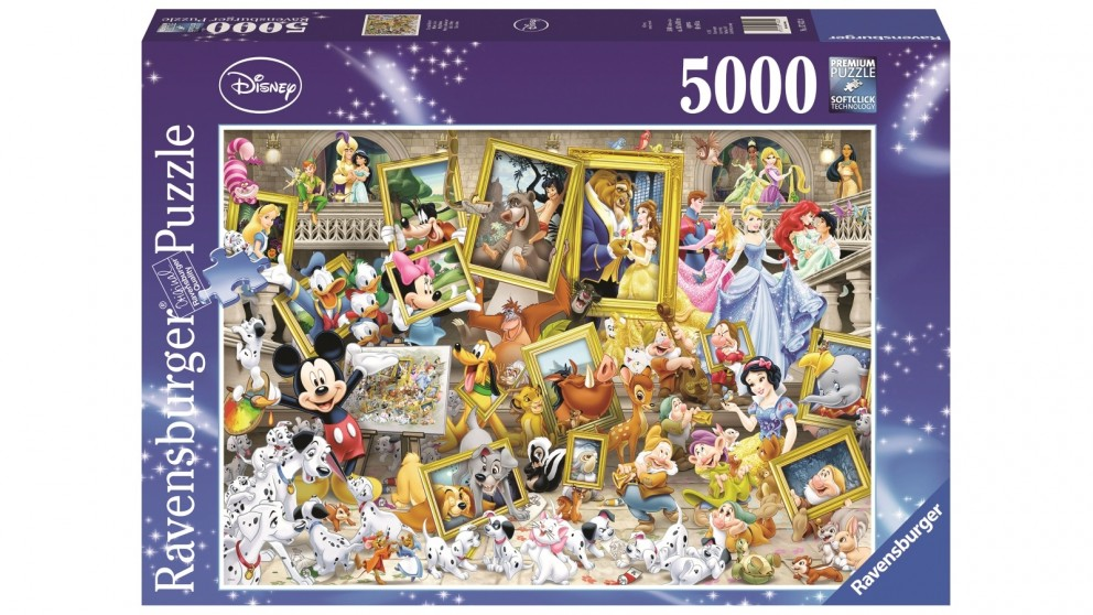 Ravensburger Disney Favourite Friends 5000 Piece Jigsaw Puzzle