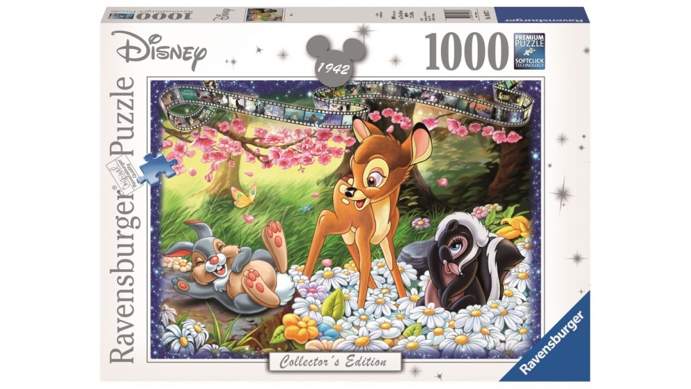 Ravensburger 1000 Piece Disney Moments Bambi Jigsaw Puzzle
