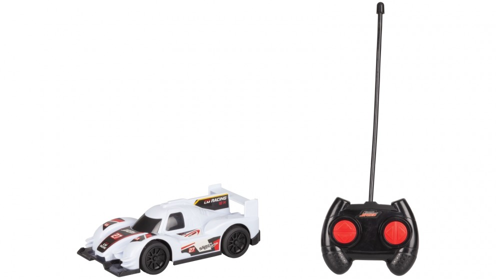 RC Land Compact Lemans Styled Super Race Car