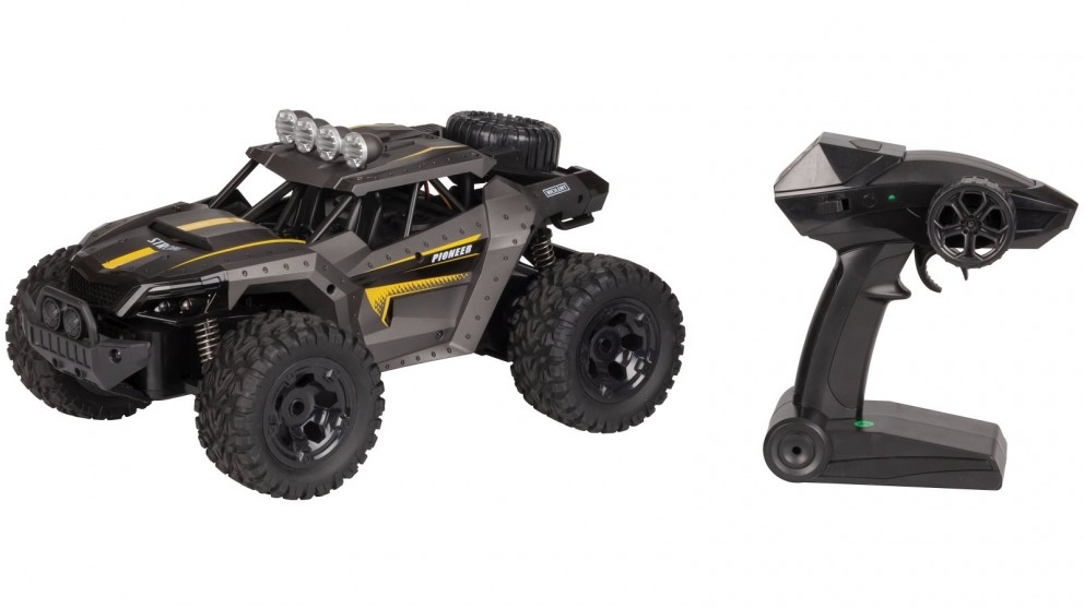 RC Land Explorer Rugged RC Off-Road Performance Adventure Truck