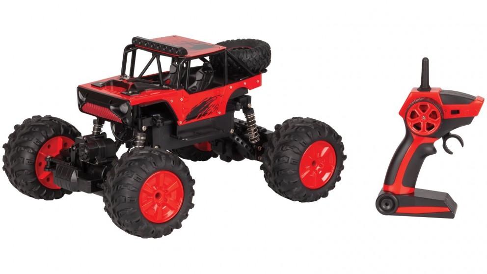 RC Land Waterproof 4WD Rock Crawler