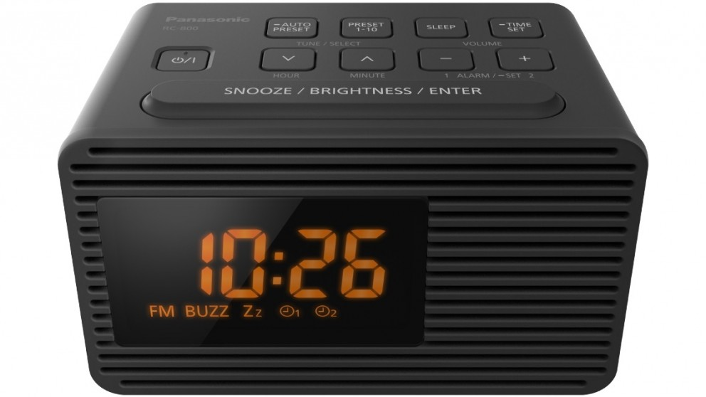 Panasonic RC-800 Portable Clock Radio